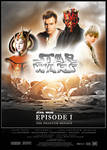 Star Wars: Episode I poster