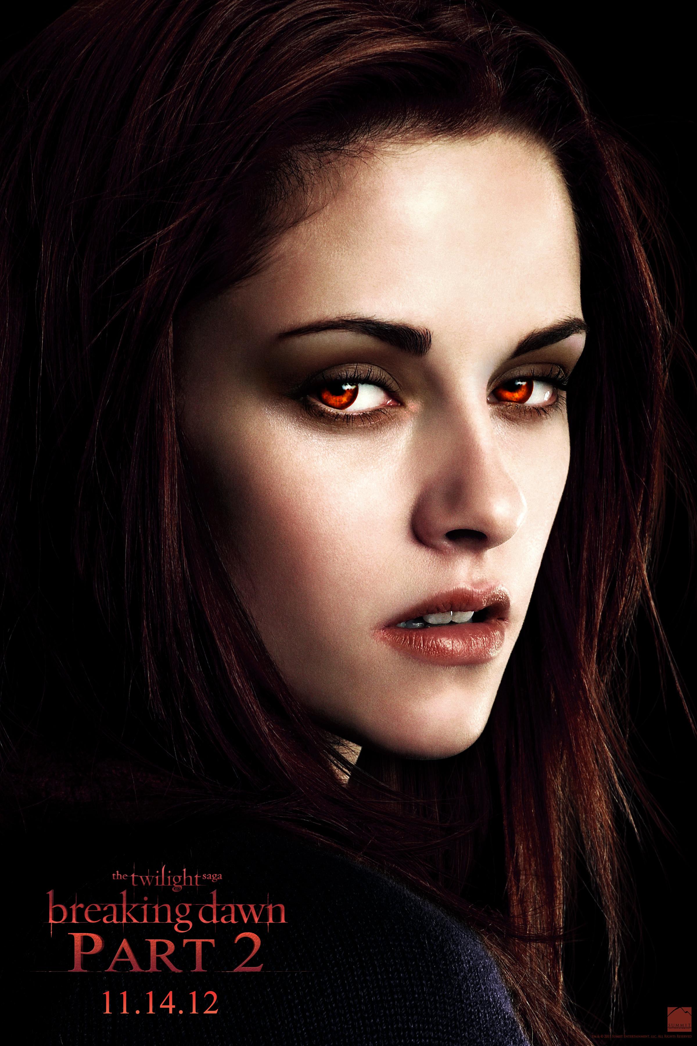 Bella Vampire Baby