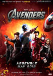 ''the Avengers'' - movie poster