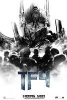 Transformers 4 - teaser poster by AndrewSS7