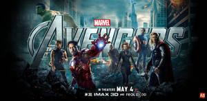 ''The Avengers'' movie banner