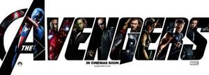''The Avengers'' banner 2 - ver.1