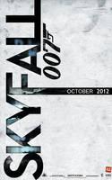 ''SkyFall'' - teaser poster 2 by AndrewSS7