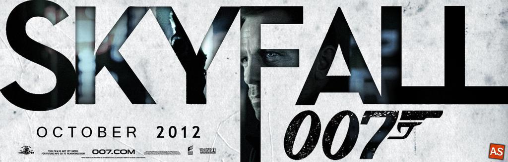 ''SkyFall'' - teaser banner by AndrewSS7