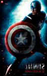 ''Captain America 2'' - teaser poster