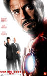 ''Iron Man 3'' - teaser poster