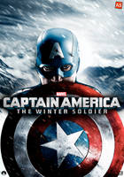 ''Captain America: the winter soldier'' poster by AndrewSS7