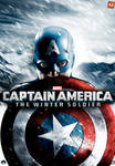 ''Captain America: the winter soldier'' poster