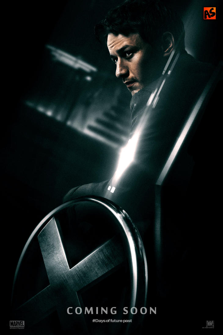 XMen Days of Future Past Teaser Posters  Macaroni Pictures