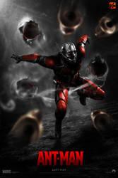 'ANT-MAN' (teaser) poster