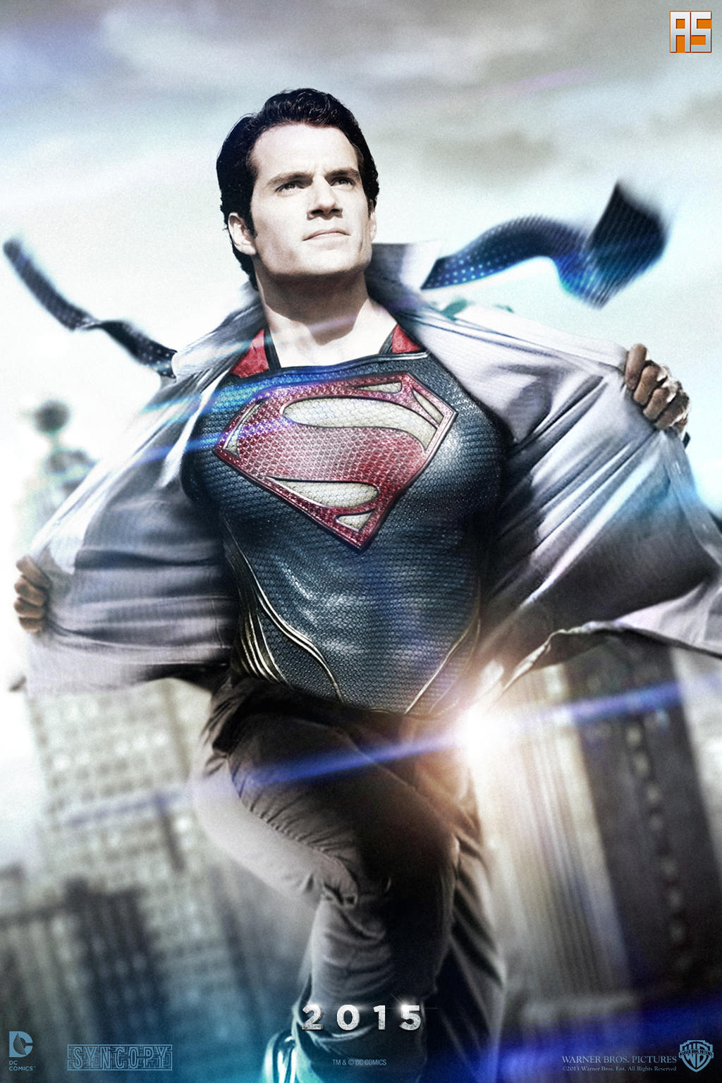 Batman v superman 2016 clark kent v 2 by andrewss7 on for Kent superman