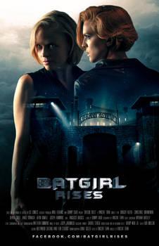 ''Batgirl Rises'' fan film poster