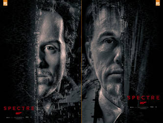 Bond 24|Spectre teaser posters 2