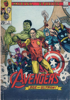Silver Age of Ultron