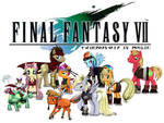 Final Fantasy VII: Friendship is Magic