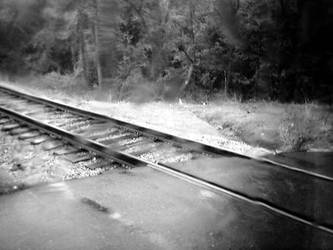 Railroad by Lady-of-the-Sorrow