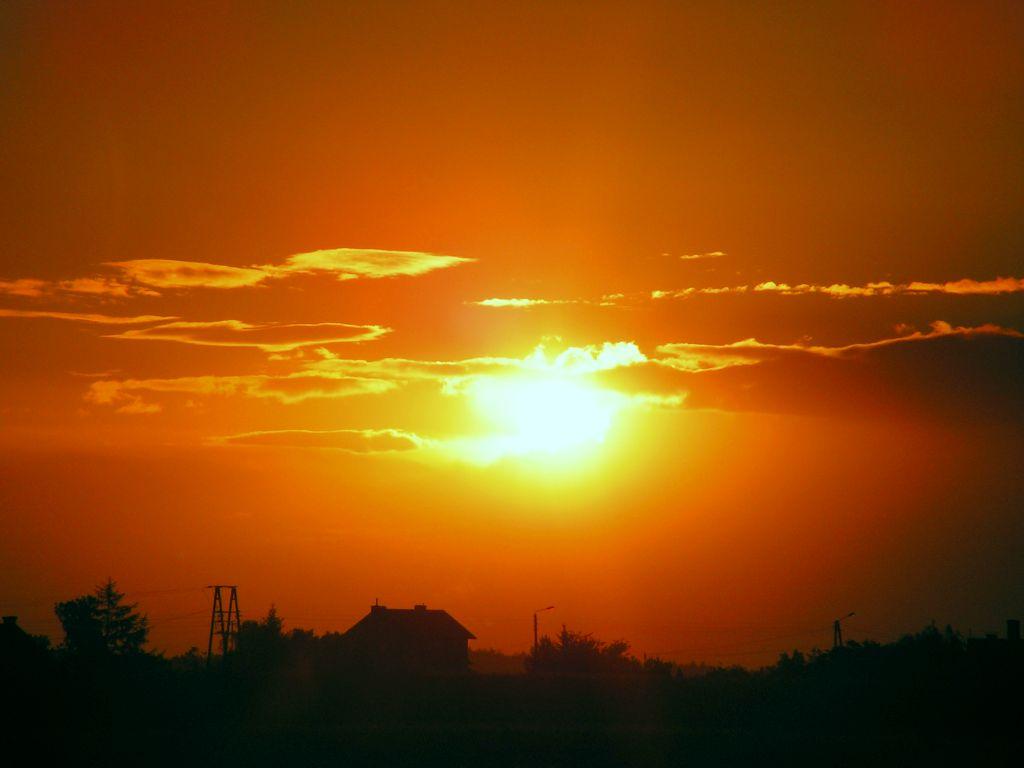 Sunrise on Sunday by Pegasa
