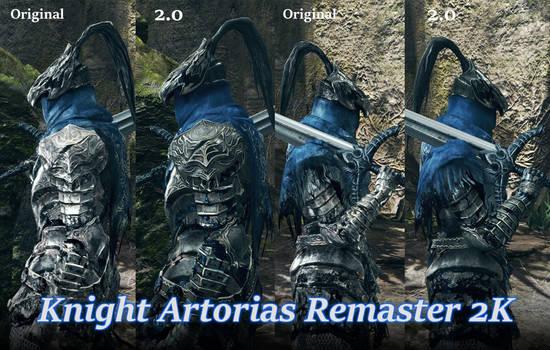 Knight Artorias Remaster 2K