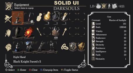 SOLID UI