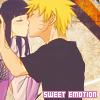 Avatar I 100x100 NaruHina by Sweet-Emotion-Forum