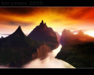 Landscape by borysses
