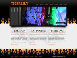 Tigerlily Oxford