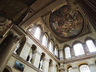 Blenhaim Palace Hall by borysses