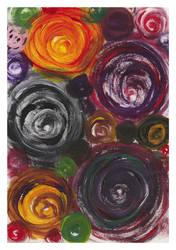 Gluttony - Colours by Lejambon