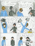 Half-Life 2 Comic