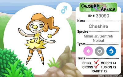 Cheshire Lv36 by Caldera-Ranch