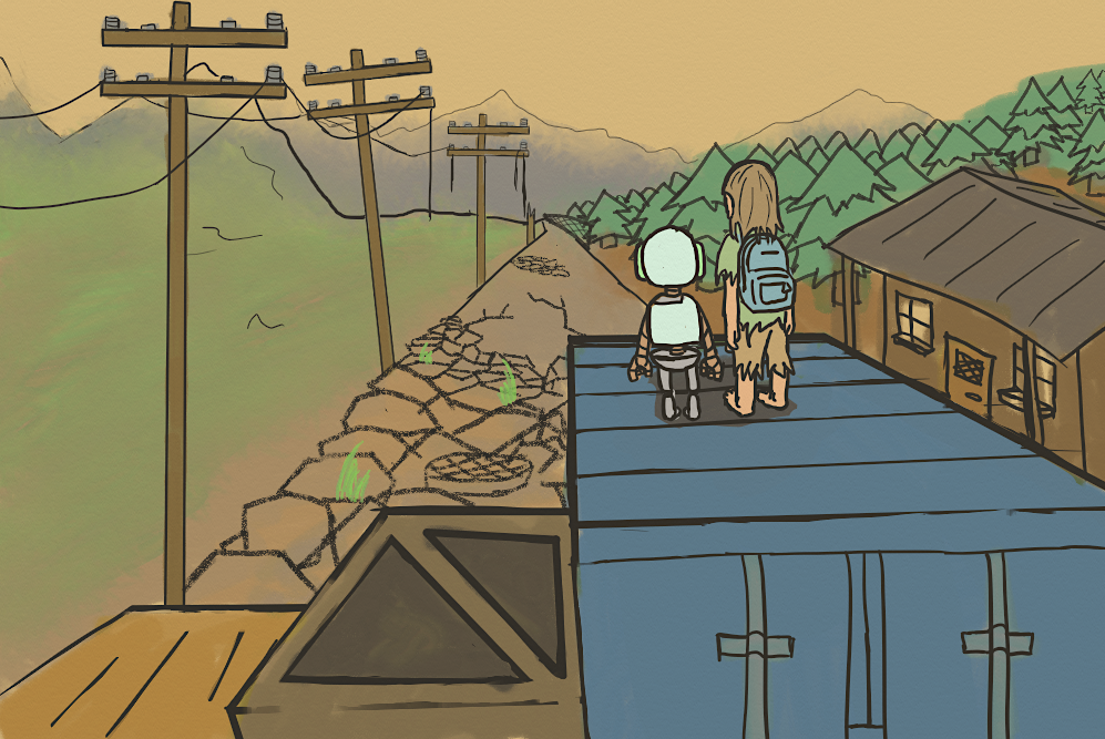 The Outskirts of Society. by Cakeferdays