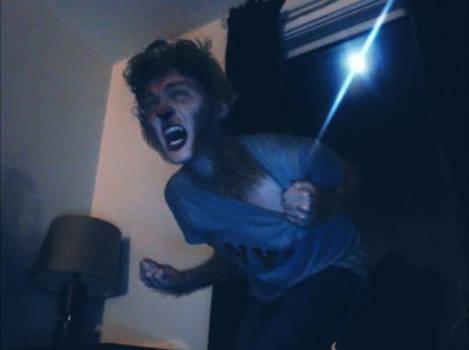 Bad Moon Rising - Casey The Werewolf