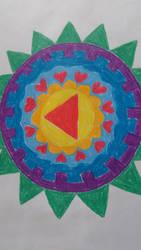 Healing mandala
