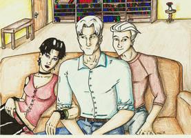 Family by Nemhaine42
