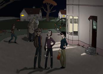 Halloween 2011 by Nemhaine42