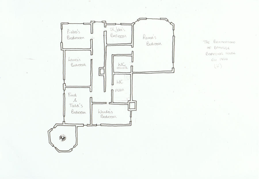 Rooming House Plans House Design Plans