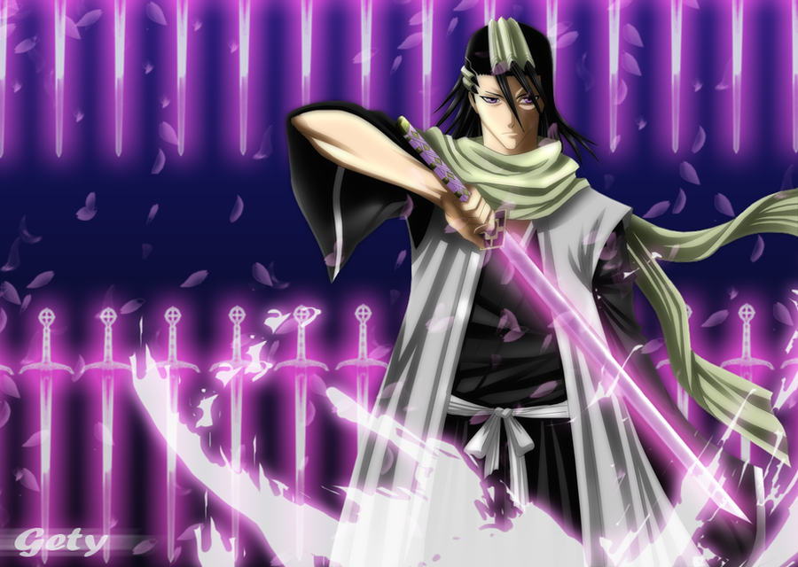 Image result for byakuya bankai