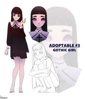 #3   GOTHIC GIRL [OPEN] by kinneru