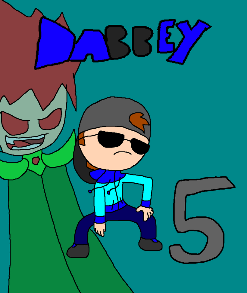 Dabbey The Brawler issue5 by Dabbey12