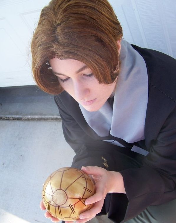 Jim cosplay by CicatriceMiki