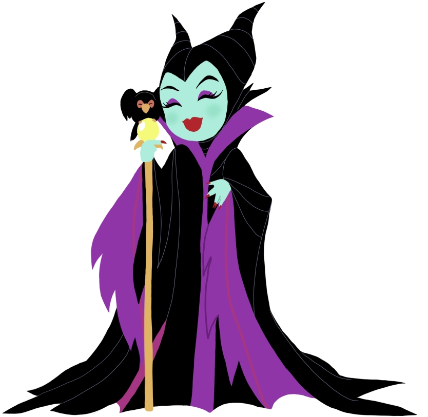 the gallery for gt maleficent cartoon
