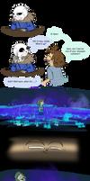 Undertale Comic - Fart Swamp