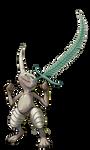 Leaf Blade by Altarior
