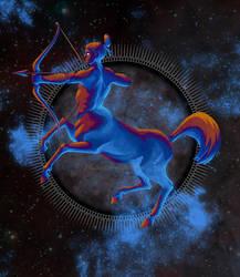 Sagittarius by Altarior