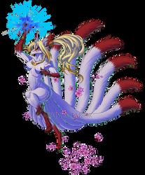 Kitsune Blossoms
