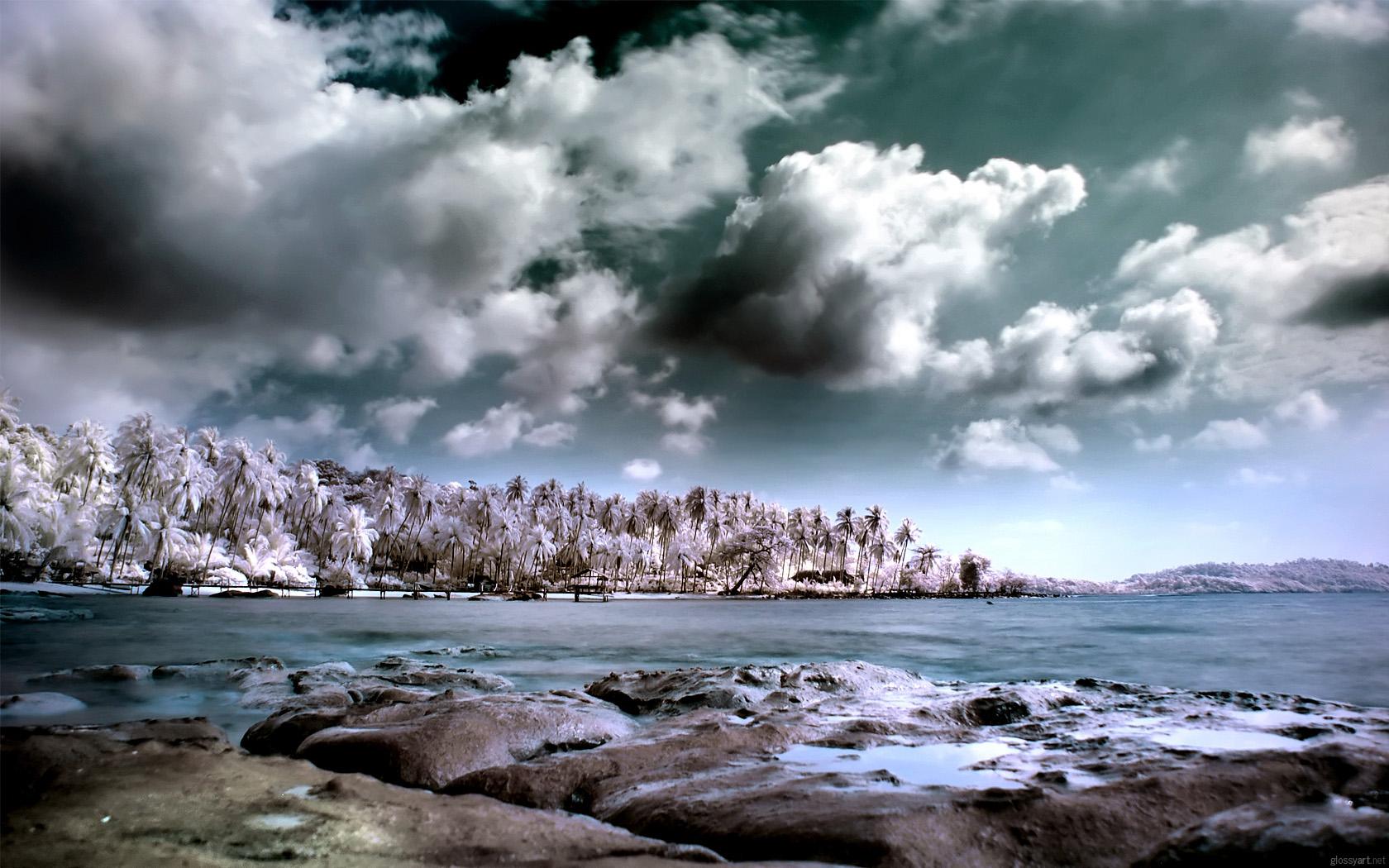 Black Clouds by nxxos