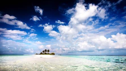 Deserted Island SE by nxxos