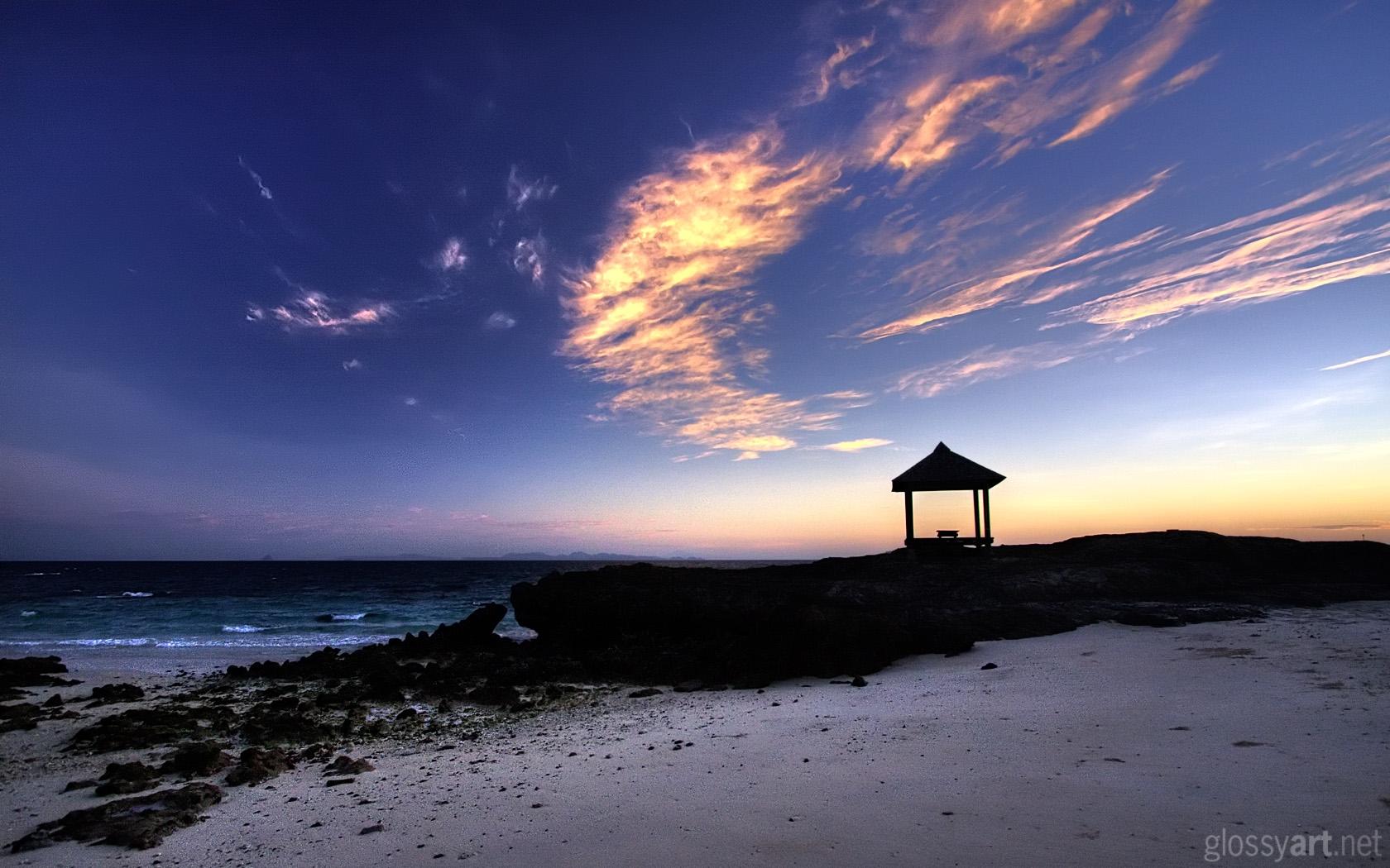 Before Sunrise by nxxos