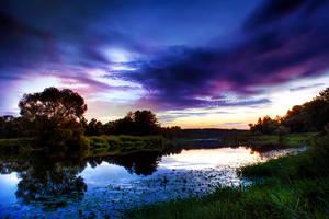Colors of Dusk by nxxos