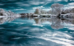 Mirror of Ice by nxxos